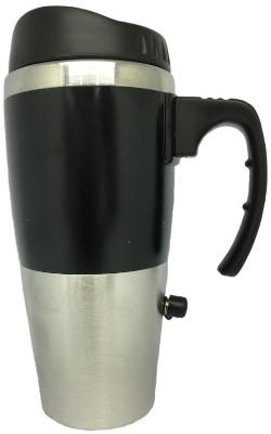 12V Heated Travel Mug with Handle 450mL
