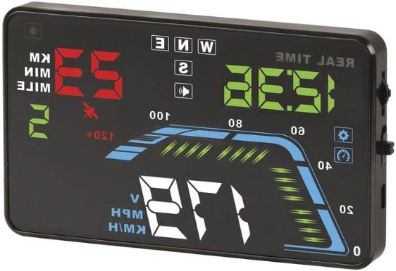 5.5 Inch GPS Head-Up Display
