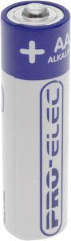 AA Batteries Alkaline Bulk Pro-Elec Ultra