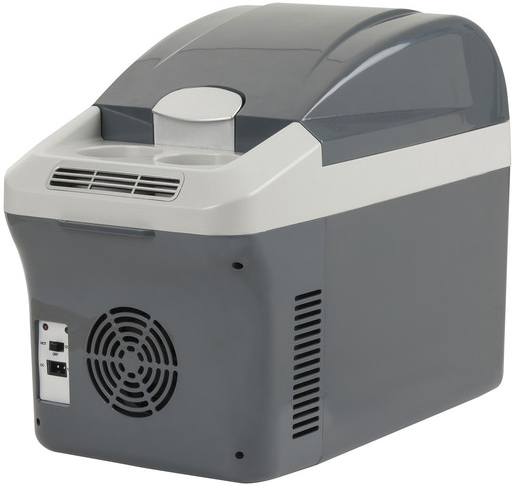 Photo of a portable 14L 12V cooler/warmer.