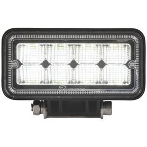 Front photo of a 5 inch 1,136 lumen LED vehicle floodlight.