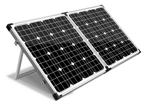 Fold-up 200w Solar Panel with Carry Bag and Controller