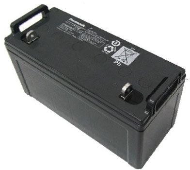 Panasonic 12V 100Ah Battery LC-P12100