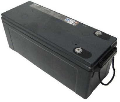 Panasonic 12V 150Ah Battery LC-P12150