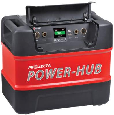 12V Portable Power Hub