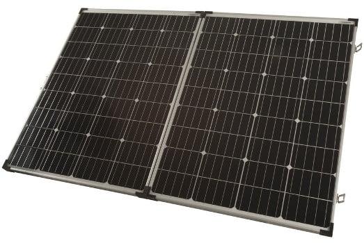 12V 200W Folding Solar Panel with 5M Lead