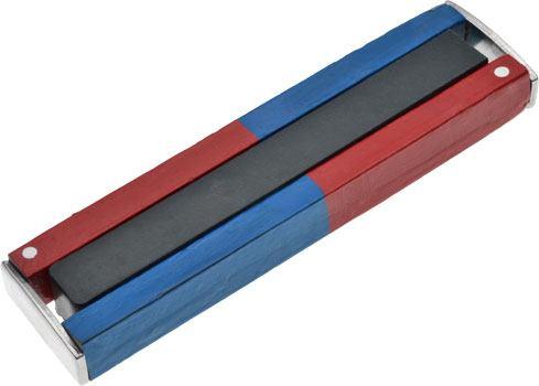 Alnico Bar Magnet Low Power Pair 100mm