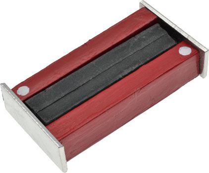 Alnico Bar Magnet Low Power Pair 50mm