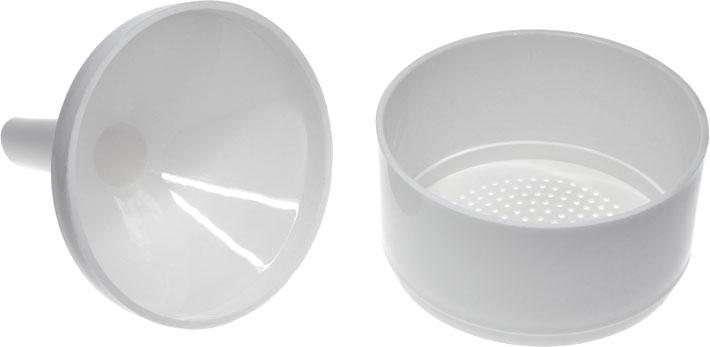 Buchner Filter Funnel Polypropylene 130mm Diameter