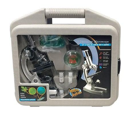 Discovery Microscope Starter Set