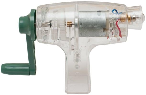 Hand Held DC Generator