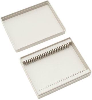 Microscope Slide Box - 25 Slides