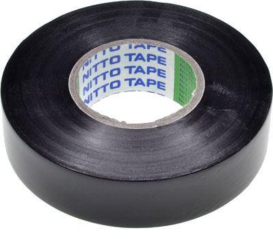 Nitto 21E PVC Electrical Insulation Tape Black 20m
