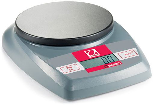 Ohaus C L 501 T Portable Scales 500 by 0.1 g A B S