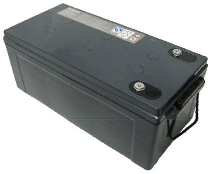 Panasonic 12V 200Ah Battery LC-P12200