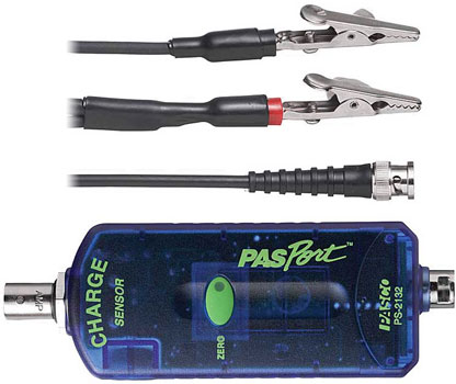 PASPort Charge Sensor. PASCO PS-2132