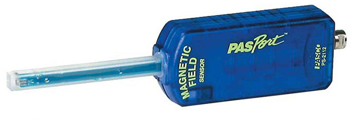PASPort Magnetic Field Sensor. PASCO PS-2112.