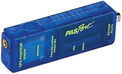 PASPort GPS Position Sensor. PASCO PS-2175.