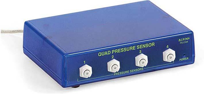 PS-2164 PASCO PASPort Quad Pressure Sensor