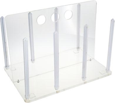 Petri Dish Rack - Holds 60 x 90mm Dishes