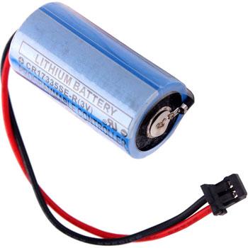 A Q6BAT 3V PLC lithium battery.