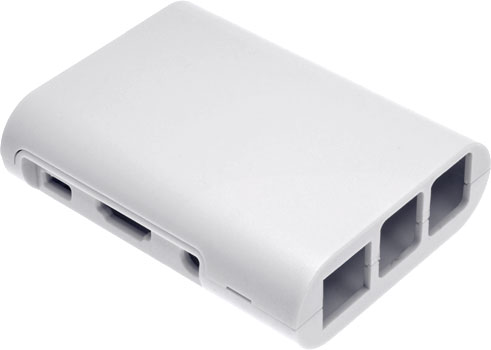 Raspberry Pi 3 Model B Case - White