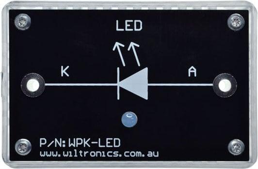 WPK-LED-BL WPK Circuit Brick Blue LED