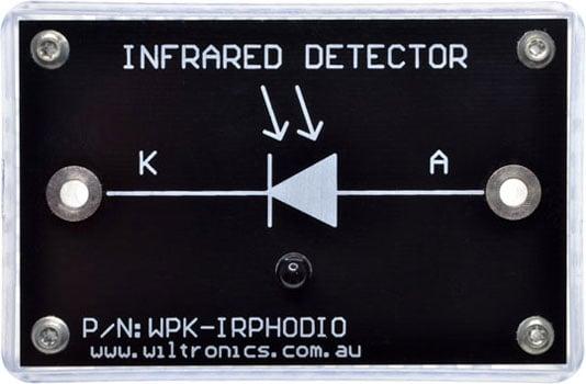 Infrared Detector. P/N: WPK-IRPHODIO. www.wiltronics.com.au