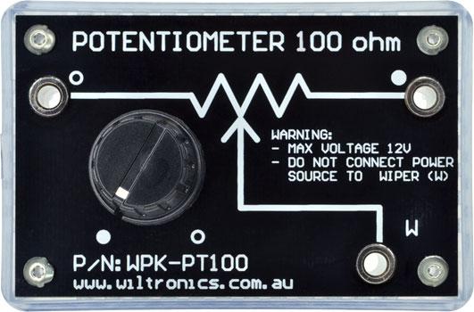 WPK-PT100 WPK Circuit Brick 100 Ohm Potentiometer