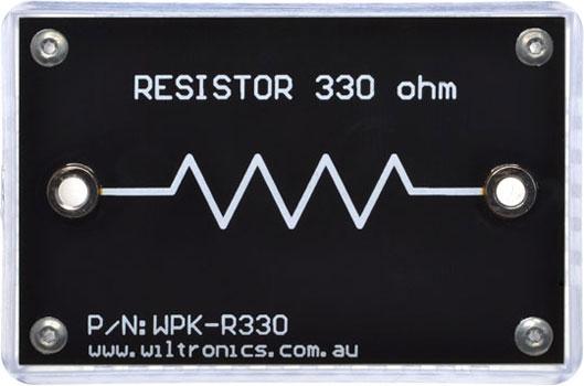 WPK-R330 WPK Resistor Circuit Brick 330 Ohm