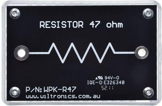 WPK-R47 WPK Resistor Circuit Brick 47 Ohm