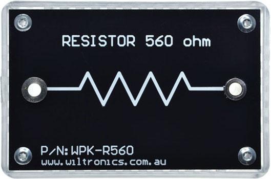 WPK-R560 WPK Resistor Circuit Brick 560 Ohm