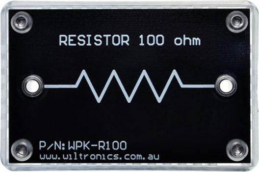 WPK-R100 WPK Resistor Circuit Brick 100 Ohm
