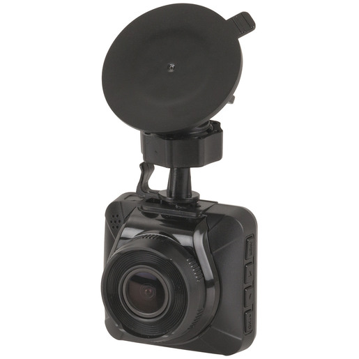 Photo of a 1080p 2 inch car dash camera.