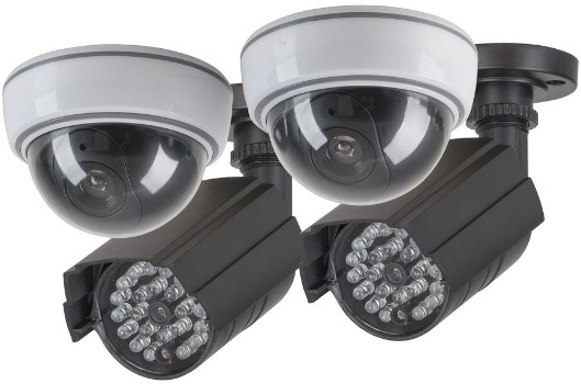 2 x Bullet Cameras, 2 x Dome Cameras