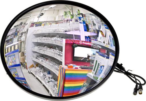 600TVL Hidden Camera Mirror