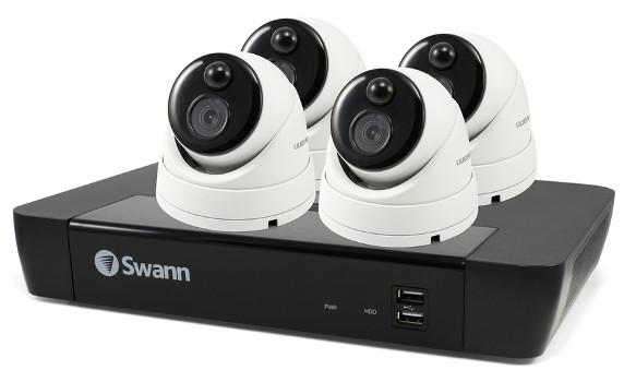 Swann 8 Channel 4K NVR Kit