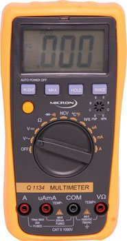 Auto Ranging Digital Multimeter 20A AC/DC