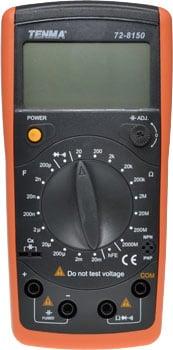 Digital Capacitance Tester - Tenma