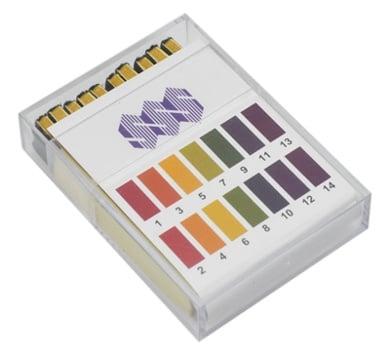 pH Universal Indicators Strips Pkt Of 200