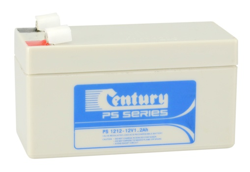 12V 1.2AH CENTURY SLA BATTERY (PS1212)
