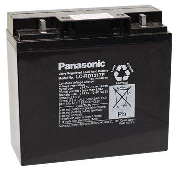 12V 17AH PANASONIC LC-RD1217P