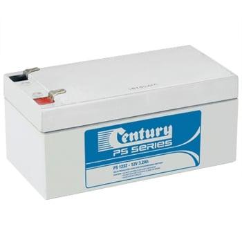 12V 3.2AH Century SLA Battery PS1232