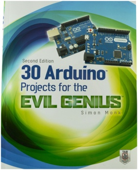 Arduino Projects For The Evil Genius 2nd Edition - Monk