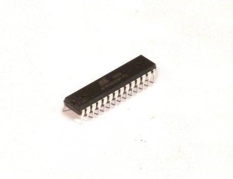 ATmega328P MCU with Arduino Uno Bootloader