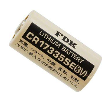CR17335SE 3V Lithium Battery