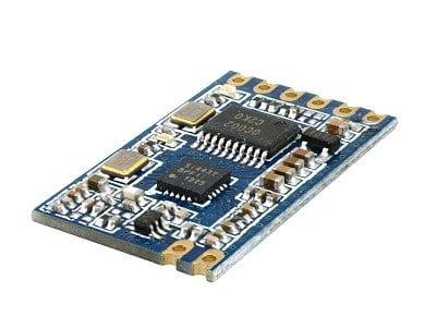 Dorji DRF4432D20I-043M2 433MHz 20db Transceiver Module With ID TTL, DIP