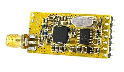Dorji DRF7020D13-A 433MHZ Transceiver 13dBm  SMA CONN