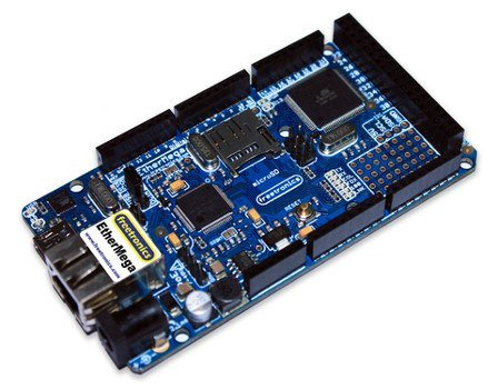 EtherMega, Arduino Compatible By Freetronics