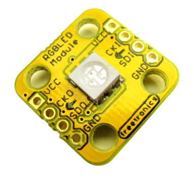 Full Colour RGB LED Module by Freetronics